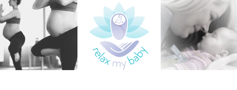 relax my baby image yoga and massage